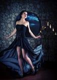 Bruja del baile Foto de archivo libre de regalías