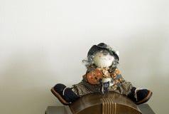 Bruja rellena 3 Imagen de archivo libre de regalías