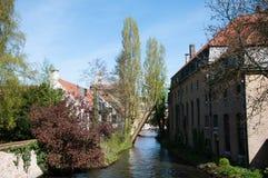 Brujas, Bélgica Imagen de archivo libre de regalías