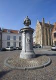 Brujas, Bélgica Foto de archivo libre de regalías