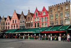 Brujas, Bélgica fotos de archivo