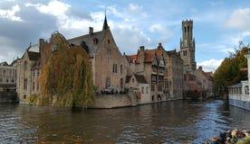 Brujas Bélgica Imágenes de archivo libres de regalías