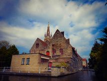 Brujas Bélgica Imagen de archivo libre de regalías