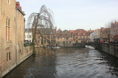 Brujas - Bélgica Fotografía de archivo