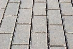 bruk blokowa tekstura Fotografia Stock