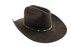 bruk för ritt för häst för cowboyhatt Royaltyfri Bild