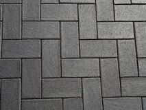 Bruk powierzchnia, kamienna bruk tekstura, tło zdjęcia stock