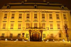 brukenthal muzealny Romania Zdjęcie Royalty Free