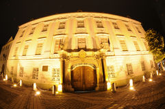 brukenthal muzealny Romania obrazy royalty free