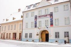 Brukenthalmuseum Royalty-vrije Stock Afbeeldingen