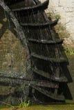 Bruket av vattenkraft i tidigare tider royaltyfri foto