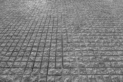 Brukowanie kamienna tekstura Fotografia Royalty Free