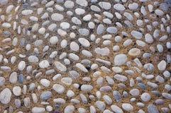 Brukowego kamienia tekstura zdjęcia royalty free