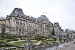 Bruksela, Belgia, Dec 2013 Obrazy Royalty Free
