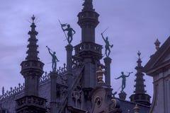 BRUKSELA, BELGIA, królewiątko dom lub chleba dom, Zdjęcie Stock