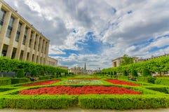 BRUKSELA, BELGIA - 11 SIERPIEŃ, 2015: Piękna czerwień Zdjęcie Royalty Free