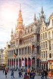 Bruksela, Belgia, - Uroczysty miejsce zdjęcia royalty free