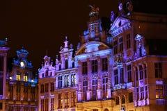 Brukselscy zima cudy - 05 Zdjęcie Stock