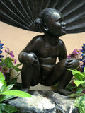 Brukselska jeanneke pis fontanna Fotografia Royalty Free