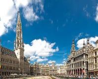 Brukselski kwiatu dywan 2016 Obrazy Royalty Free