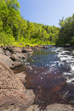 Brule River Royalty Free Stock Photography