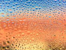 Brume de fenêtre Photographie stock libre de droits