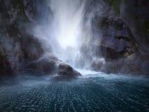 Brume de l'eau Photographie stock