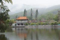 Brume de la Chine Images libres de droits