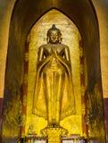 Brumese Standing Buddha Royalty Free Stock Photography