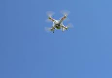 Brummenaufnahme auf Luft Stockbilder