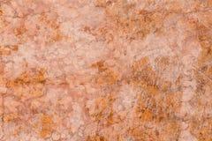 Brun bakgrund för stentexturcloseup Abstrakt texturbakgrund för ditt designprojekt Arkivbilder