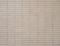 Brun bakgrund för tegelstenvägg Royaltyfria Bilder