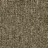 Brun bakgrund, linnetextur Royaltyfria Foton