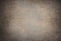 Brun bomull hand-målad bakgrund royaltyfri bild