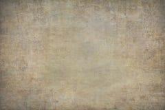 Brun bomull hand-målad bakgrund royaltyfri fotografi