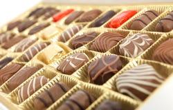 Brun chocolat Images stock
