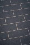 Brun closeup för tegelstenvägg Royaltyfria Foton