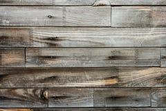 Brun en bois de fond Photos libres de droits