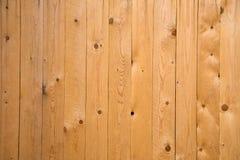 Brun en bois de planche Image libre de droits