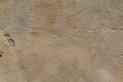 brun gammal vägg Royaltyfri Foto