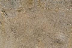 brun gammal vägg Royaltyfri Fotografi