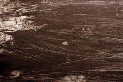 brun grunge för bakgrund Royaltyfri Bild