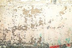 brun grungy vägg Royaltyfria Foton