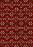 brun guldwallpaper Royaltyfri Illustrationer