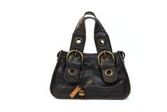 brun handväskatappning Royaltyfri Foto