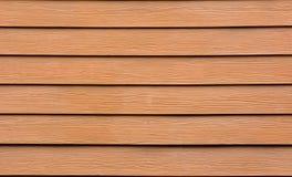 Brun horisontalwood bakgrund Arkivfoton