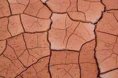 Brun jord för skönhetbakgrund Arkivfoto