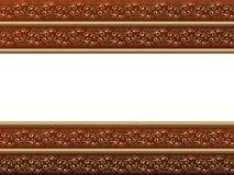 brun kortjul Royaltyfria Foton