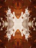 Brun koskinnmodell Royaltyfria Bilder
