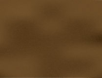 Brun läderbakgrund Arkivbilder